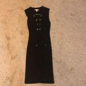 Michael Kors ribbed dress